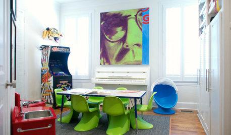 Barn förtjänar design! Inred de minstas rum med möbelklassiker