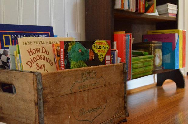 19 fa ons surprenantes de ranger des livres. Black Bedroom Furniture Sets. Home Design Ideas