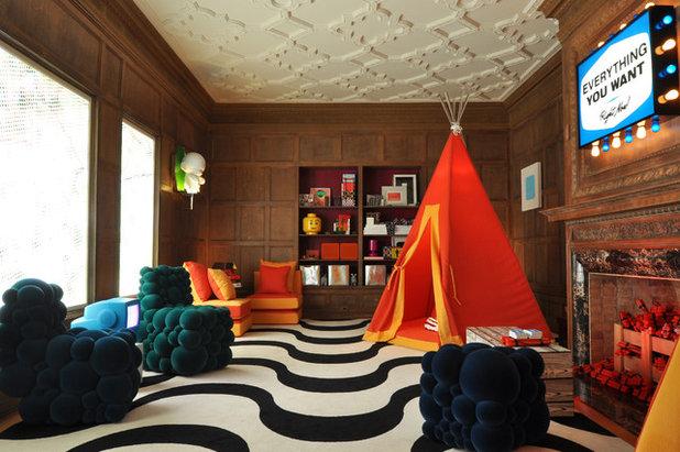Eklektisch Kinderzimmer By Janet Paik