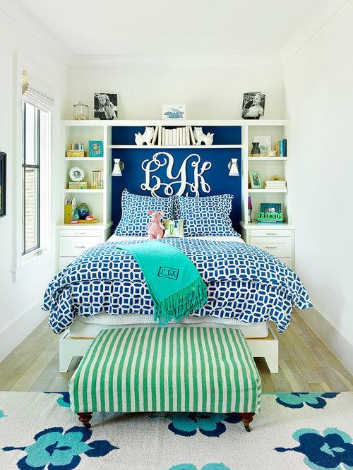 Hochbett für das Kinderzimmer mit Stauraum darunter