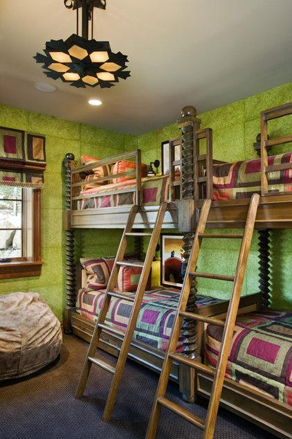 Traditional Kids by Harte Brownlee & Associates Interior Design