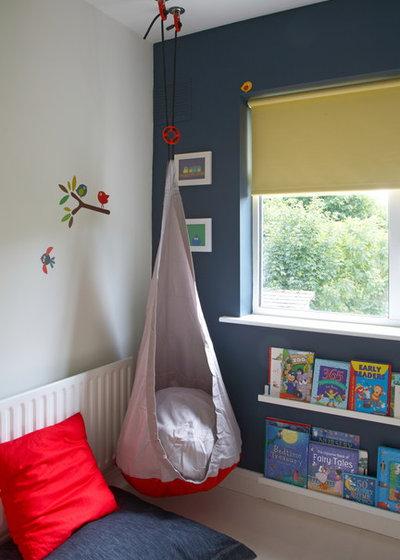 Moderno Dormitorio infantil by Optimise Home
