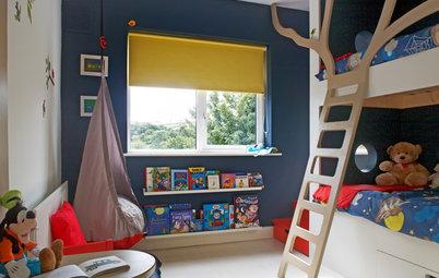 Prepara el cuarto de los niños (I): Claves para una buena distribución