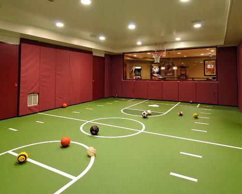 Indoor Soccer Goal | Houzz