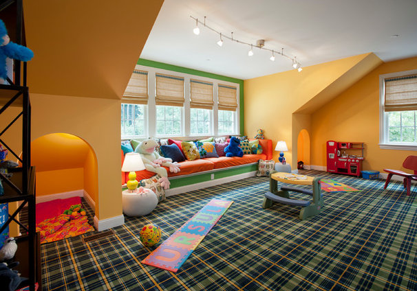 Traditional Kids by WPL Interior Design