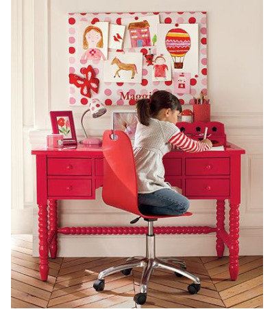 American Traditional Kids desk