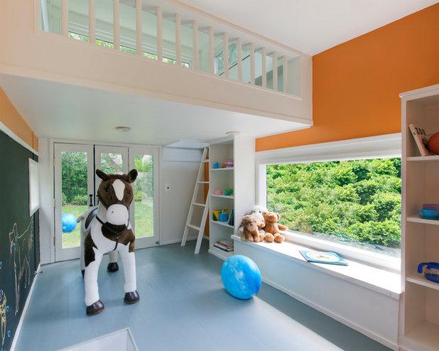 Modern Kids by Barnes Vanze Architects, Inc.