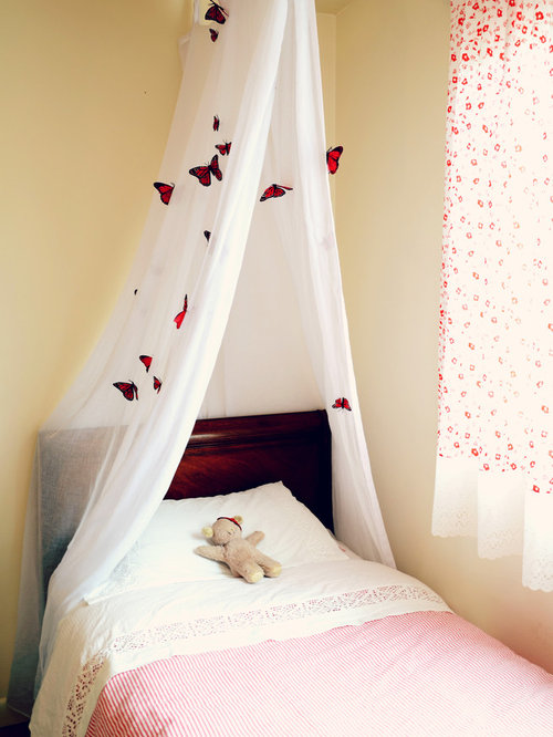 Decoration With Mosquito Nets Ideas Pictures Remodel And