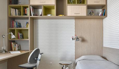 За и против: Встроенная мебель или отдельностоящий шкаф