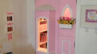 Doll House Closet