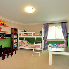 Modern Kids Double Beds for Boys