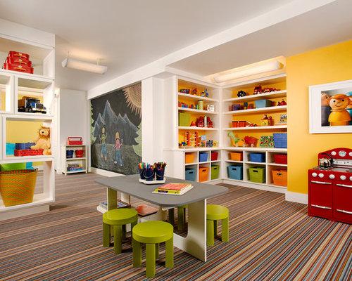Stanza Dei Giochi Bambini : Foto e idee per stanze dei giochi stanza dei giochi classica