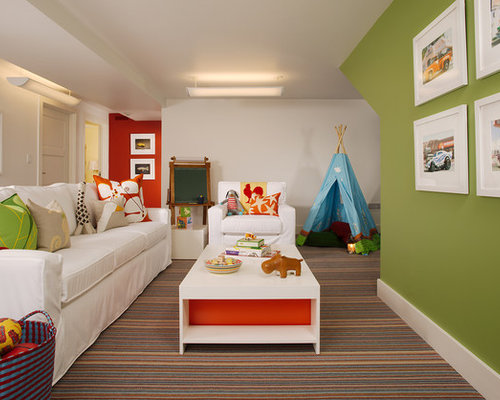 Unisex Kids Play Room Ideas, Pictures, Remodel And Decor-7947