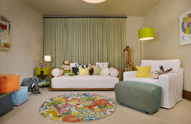 Traditional Kids by Poss Architecture + Planning and Interior Design