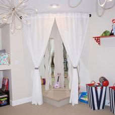 Contemporary Kids Dr. Seuss Playroom
