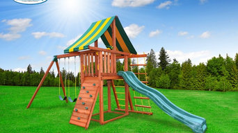 Dreamscape Swing Set
