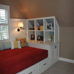 Elegant kids' room photo in Raleigh