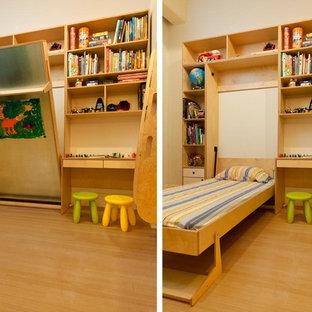 Idee per una cameretta per bambini minimalista