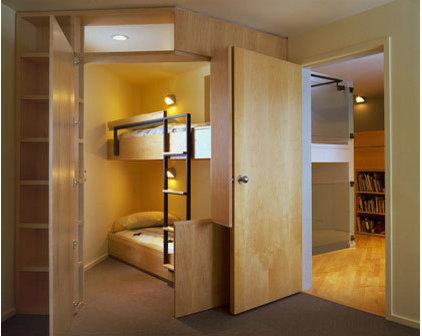 Modern Kids by E. Cobb Architects