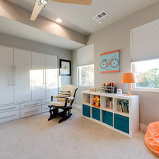 Contemporary Kids by Durham Builders