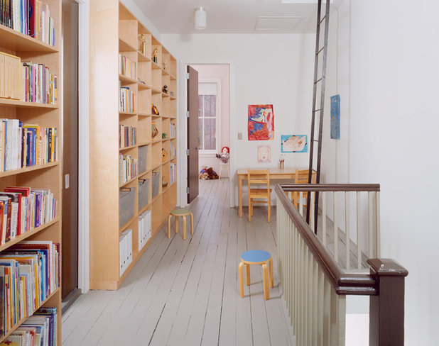 Modern Kinderzimmer by Delson or Sherman Architects pc