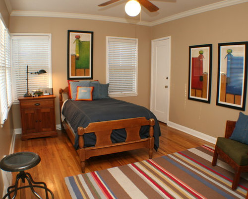 Young man 39 s bedroom home design ideas pictures remodel for Bedroom designs for young men