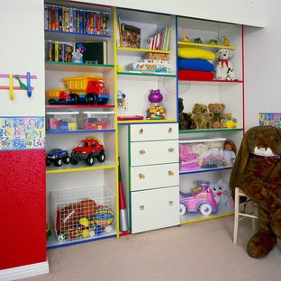 Elegant playroom photo in Other