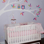 Eclectic Modern Nursery Nyc Traditional Kids Other