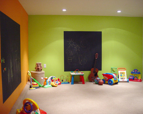 Kids Playroom Ideas Paint