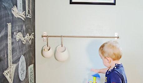 Børnesikring: Sådan undgår du ulykker og rod i hjemmet