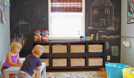 8 sols surprenants pour une chambre d'enfant ludique