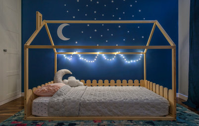 Room of the Day: A Child's Magical Fairy-Tale Bedroom
