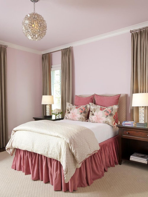 Example Of A Transitional Kids Room Design In Dallas
