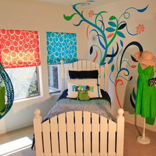 Eclectic Kids by Elliott Interiors