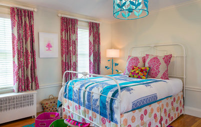Kids' Rooms: How Can I Light a Child's Room Stylishly?