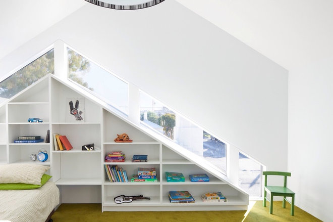 Contemporain Chambre d'Enfant by Simon Couchman Architects