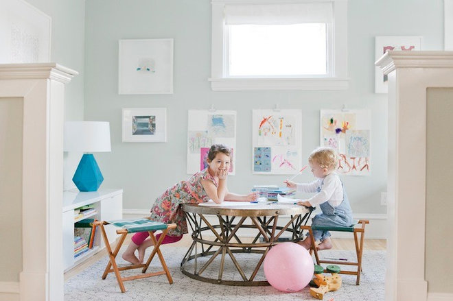 Eclectic Kids by Blinds.com