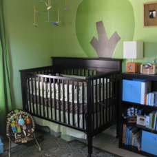 Kids Emmett's 'Organic Garden' Nursery Small Kids, Big Color Entry # 14 | Apartment T