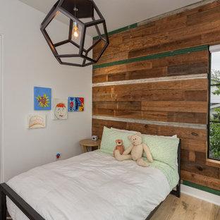 Trendy kids' bedroom photo in Austin