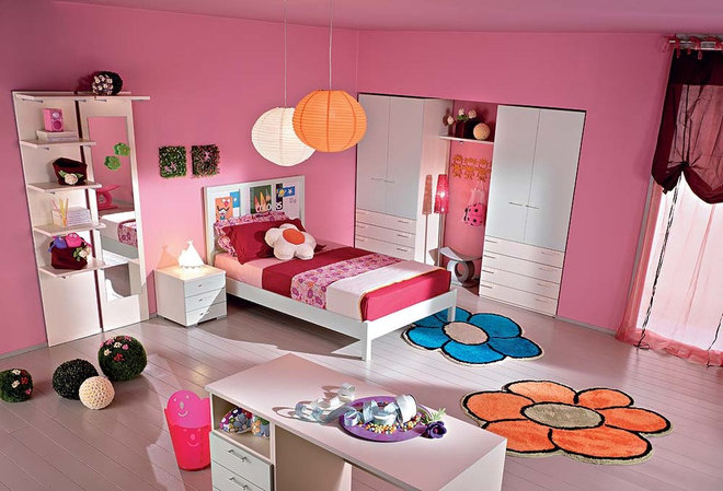 The Best Colors for Kids' Rooms