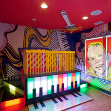 Eclectic Kids by Hansen Architects, P.C.