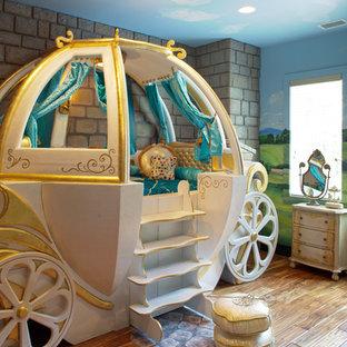 Stilmix Kinderzimmer mit Spielecke in Jacksonville