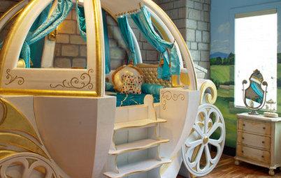 12 Disney-Inspired Kids' Bedrooms