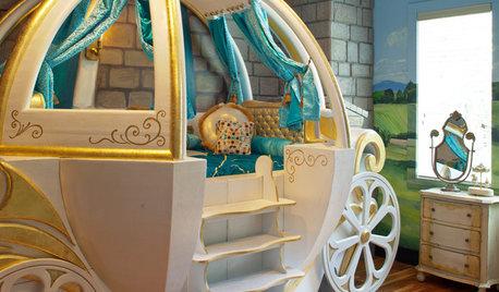 Retour en enfance : 12 chambres inspirées des classiques de Disney