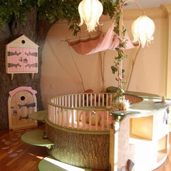 eclectic kids fairy disney kids room