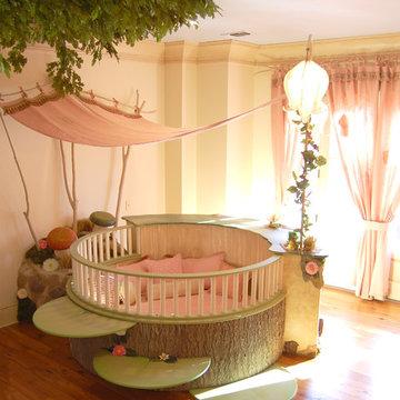 Fairyland Bed (bed / crib)
