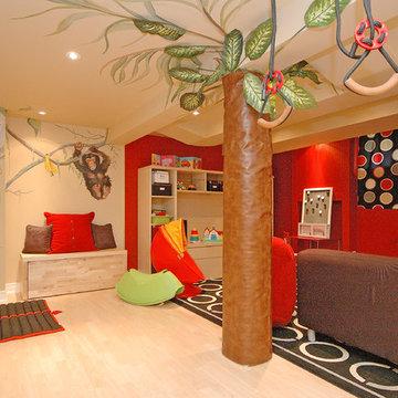 Family Friendly Playroom