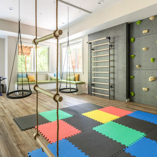 Family Headquarters Play Room