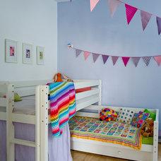 Contemporary Kids by Ronit Kfir Interior Planning & Design