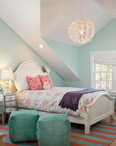 Klassisch Modern Kinderzimmer By Kim Macumber Interiors